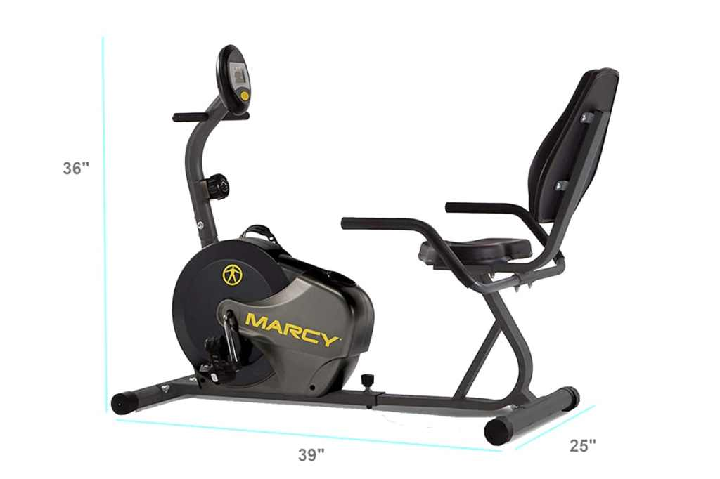 Marcy NS-716R Exercise Bike