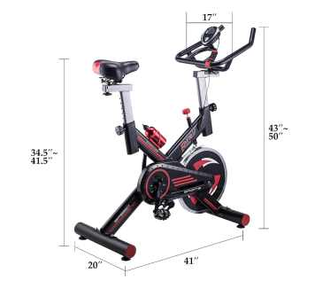 Pinty indoor exercise bike reviews