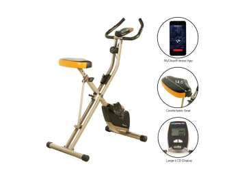 Exerpeutic Folding Upright Bike (4.3, 159)