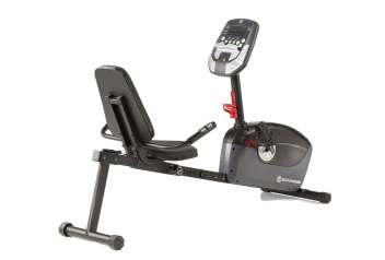 Schwinn A20 Recumbent Exercise Bike (4.3, 249)