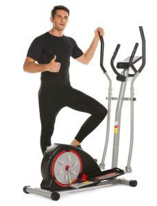 Bestlucky elliptical training machine