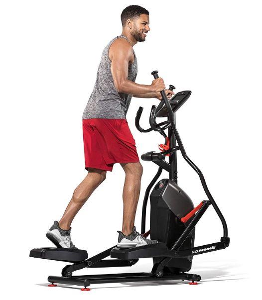 Schwinn 411 elliptical trainer machine