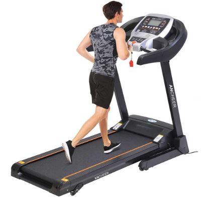 ANCHEER Trainer 1.5HP Treadmill