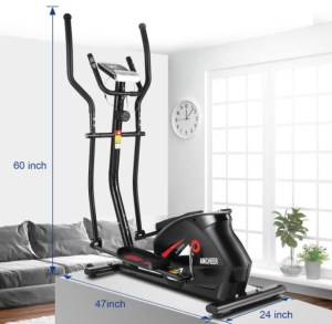 ANCHEER Magnetic Elliptical Trainer