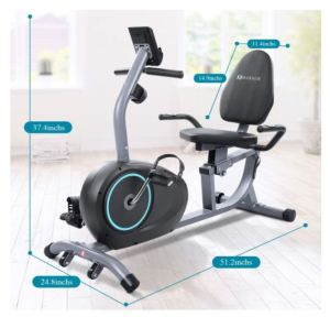 MARNUR Exercise Bike