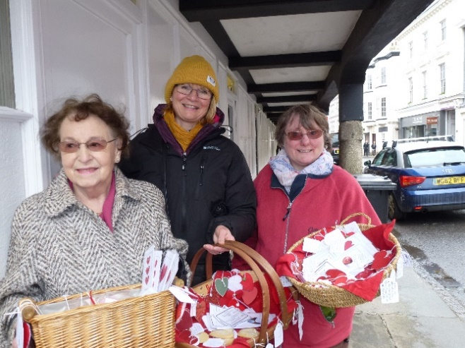 Take Heart campaign takes off in Kingsbridge!