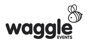 Waggle Events logo