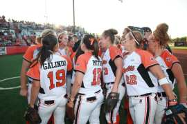 Several Olympian softball players have signed as Chicago Bandits.