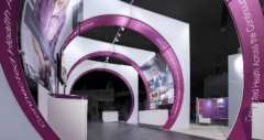 Alere exhibit at HIMSS. 2014 Exposures Ltd. Photography for MG Design