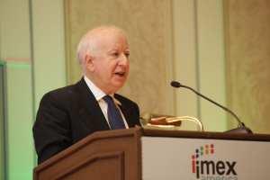 Ray Bloom, chairman, IMEX Group