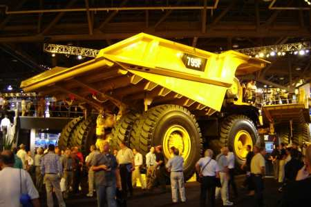 Las Vegas welcomes back MINExpo every four years.