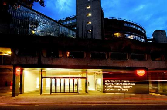 Barbican in London is Europe's largest combined conference and arts venue.