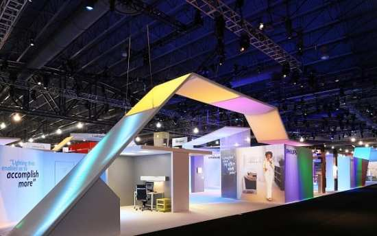 Philips by GES at Lightfair International