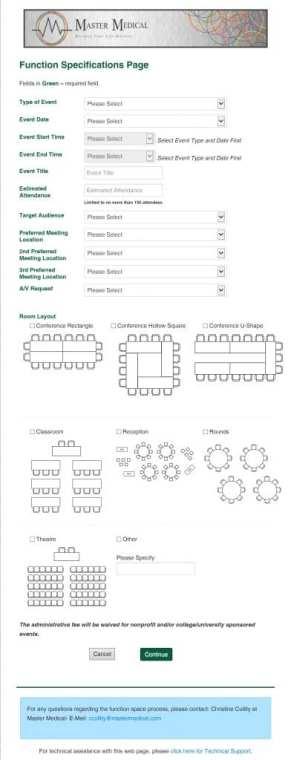 ECN 092015_NTL_New CDS app streamlines booking event spaces_snapshot