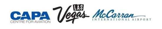 ECN 092015_SW_Las Vegas to host 2016 CAPA Americas Aviation Summit_logos