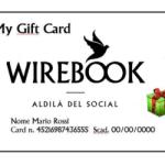 Gift card Wirebook