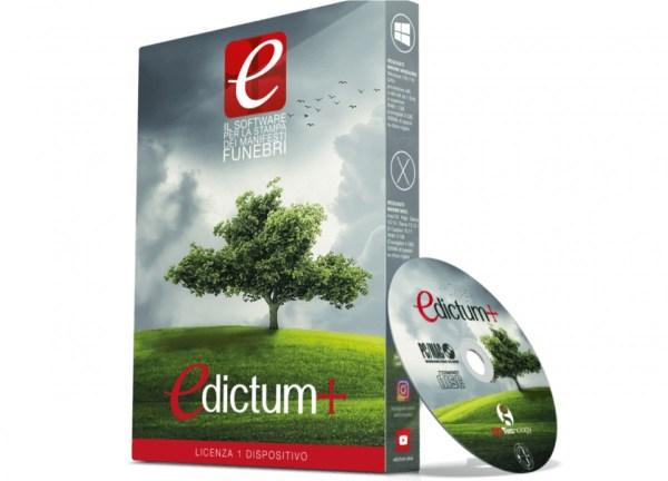Versione DVD Edictum+ Pro 5.5