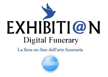 Exhibition la fiera digitale dell'arte funeraria