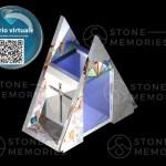 Urna Stone Memories STM2 Diario Virtuale