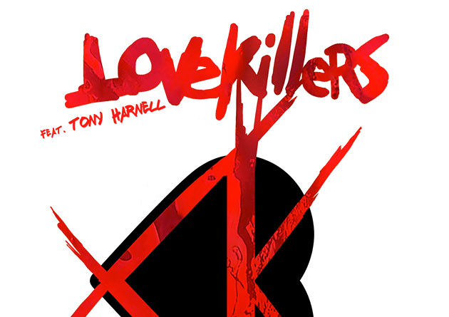 "LoveKillers (feat. Tony Harnell) – ""Higher Again"" (Official Audio)"