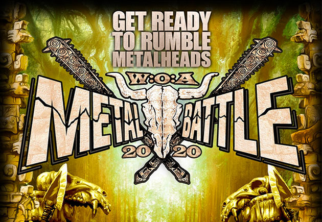 WACKEN METAL BATTLE USA 2020: Battles Return – Band Submissions Open Now!