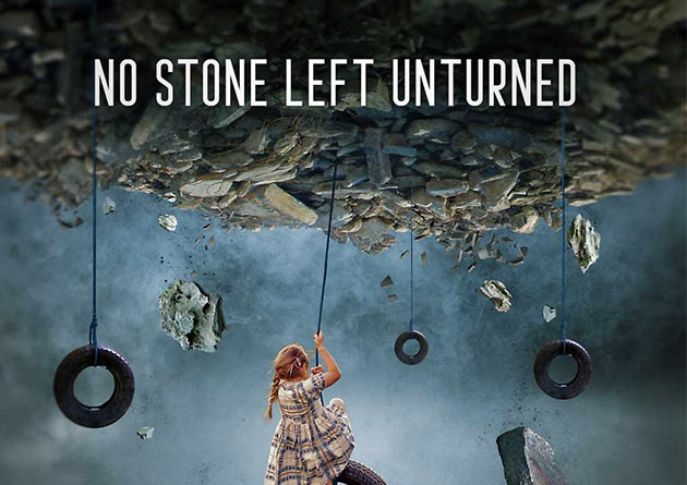 NO STONE LEFT UNTURNED Announce 'The Experimental Playground' EP Release In February