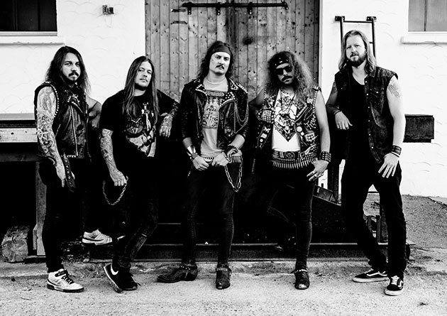 "STALLION: ""Slaves Of Time"" – High Roller Records"