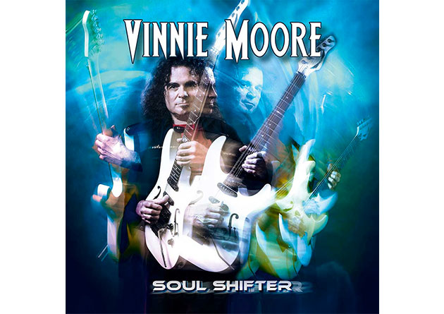 Guitar Legend VINNIE MOORE To Release New Album 'Soul Shifter' In Europe/UK