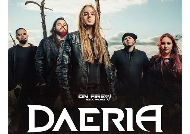 "DAERIA: ""Alter"" – New Album Out Now plus Tour Dates – On Fire Records"