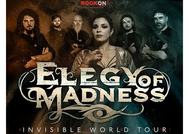 2 date italiane per ELEGY OF MADNESS + 3 band di supporto
