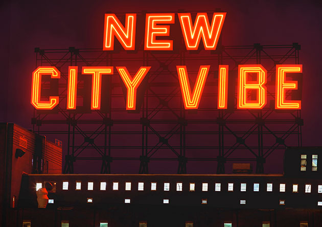 "GORLVSH's Debut Album ""New City Vibe"" Out Now via No List Records & Ancient Temple Recordings"