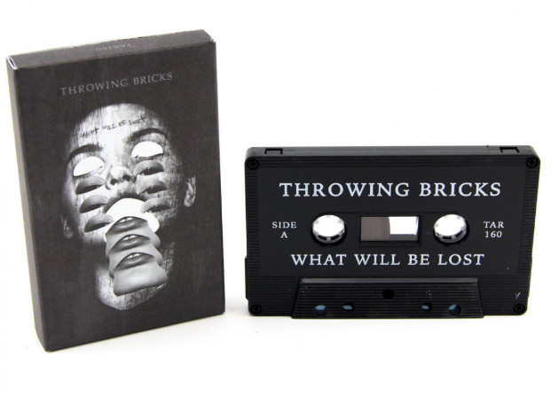 "THROWING BRICKS – ""What Will Be Lost"" – Unrelenting, transcendental sludge/black metal from the Netherlands"