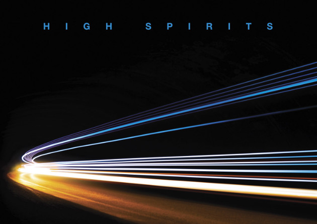 "HIGH SPIRITS returns with a brand new album: ""Hard To Stop"" via High Roller Records"