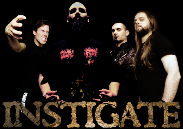 "Instigate: ""Echoes Of A Dying World Everlasting"" – Spew Records  –  Release date 5 June 2020"