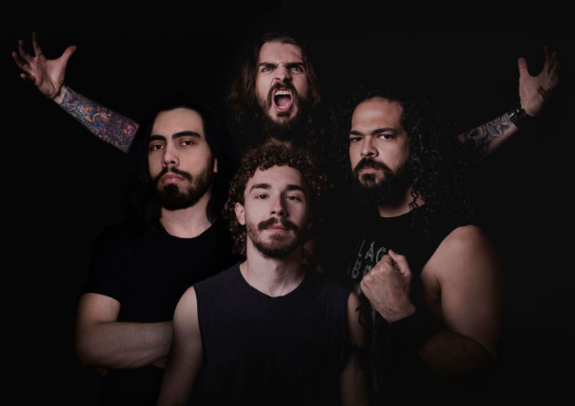 "Brutal Records are proud to announce our new signing: Válvera – ""Cycle of Disaster"""