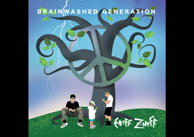 "ENUFF Z'NUFF: ""Generation Brainwashed"" – OUT NOW – Frontiers Music Srl"