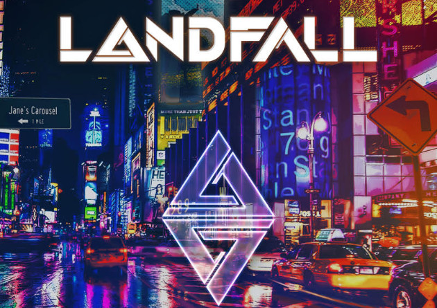 "LANDFALL, a Brazilian melodic rock band, have announced they will release their debut album, ""The Turning Point"""