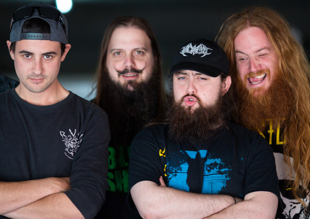 """Metal combo Shatter Brain present their new amazing video for """"Lorem Ipsum"""", track taken from """"Pitchfork Justice"""""""