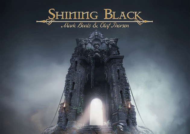 "SHINING BLACK ft. BOALS & THORSEN: ""S/T"" – OUT NOW"