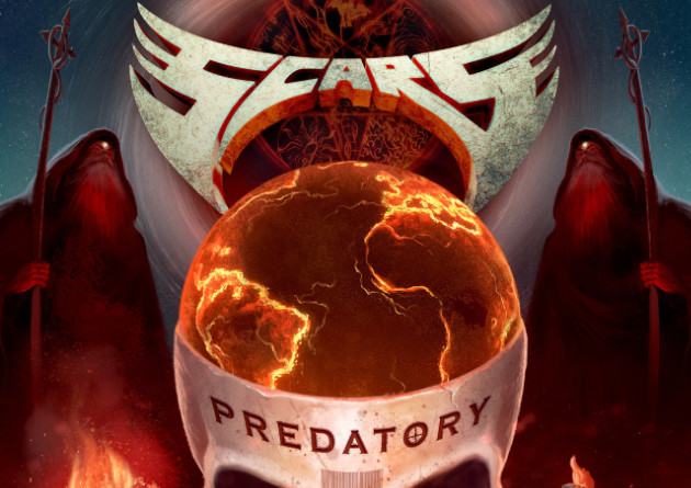 """SCARS"" signs Global deal with Brutal Records and Announces first Lyric Music Video ""Predatory"""