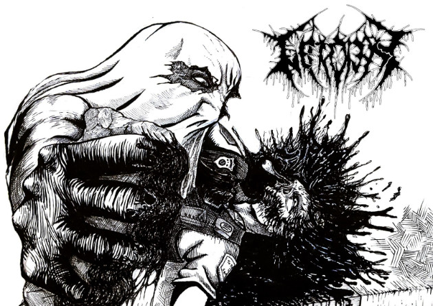 NECROLEPSY (Bangladesh) – Clot Over Concrete – New single by death metal duo