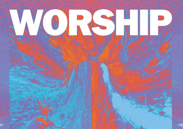 "Worship's brand new album ""Tunnels"" available to stream via Decibel Magazine"