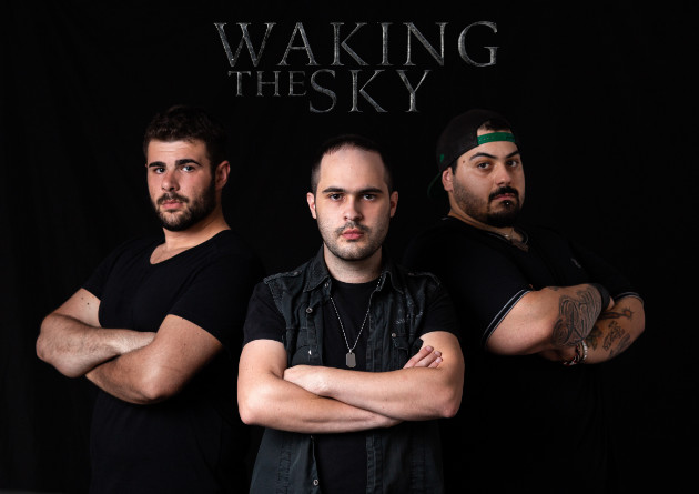 "La Rock on Agency è lieta di presentare il primo EP dei Waking The Sky dal titolo: ""The Prison"""