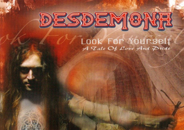Desdemona – Look For Yourself (Digital Reprint)