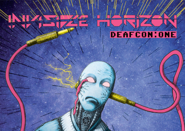 "INVISIBLE HORIZON – ""Deafcon : One"" Album Out Now via Horus Music"