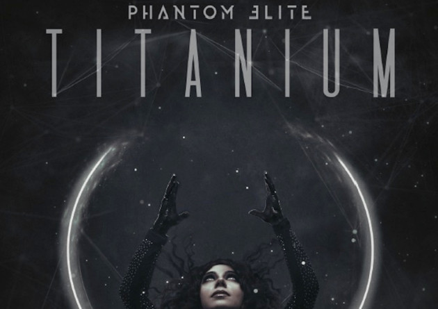 "Phantom Elite: ""Titanium"". Check out their newest single & video, 'The Race' from the upcoming album"
