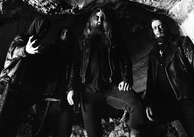 Edoma, permafrost influenced, spine-chilling Black/Death Metal from St. Petersburg