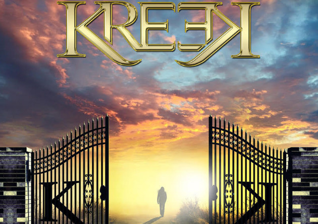 Former Bigfoot frontman Antony Ellis is back with a new band, Kreek