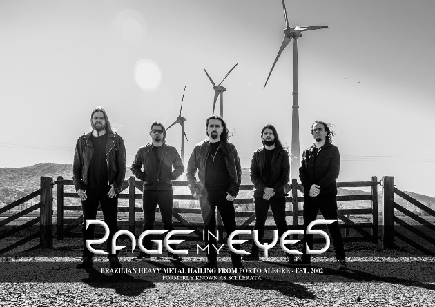 "Brazil's Rage In My Eyes Put A New Spin On Heavy Metal Classic ""Aces High"""