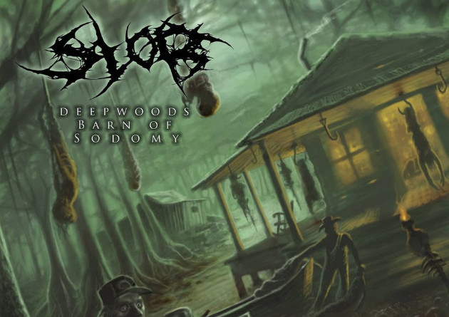 The Comatose Music army continues to grow! UK hillbilly death metallers Slob join the fold